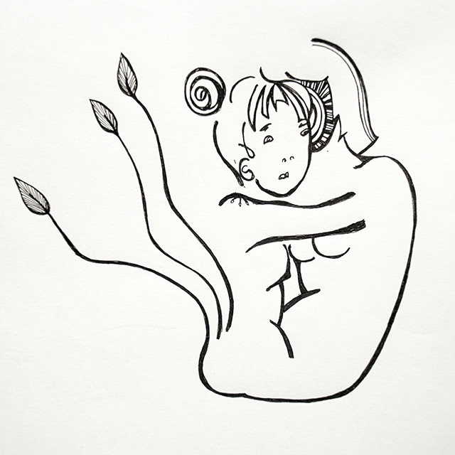 maugo dudek drawings